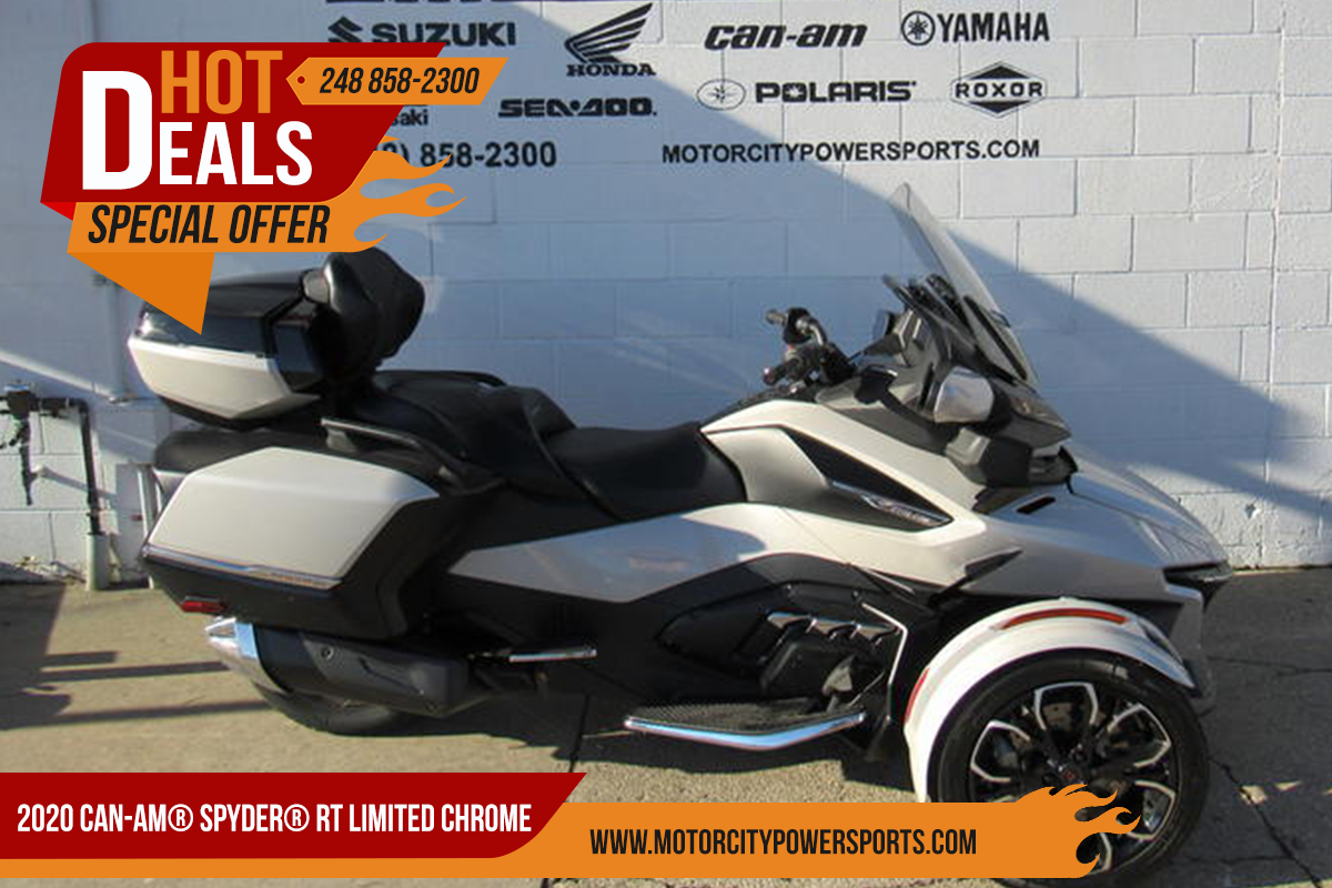 2020-Can-Am®-Spyder®-RT-Limited-Chrome​​​​​​​